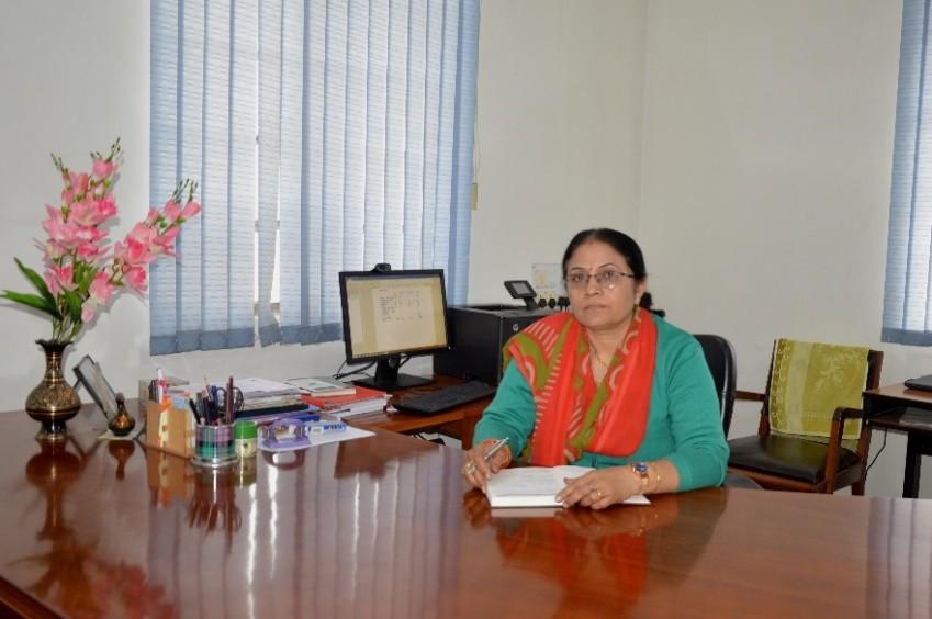 Dr. Suman Kumari Mishra