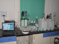 Automated Water analyser