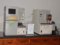 Nitrogen oxygen analyser